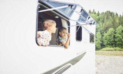 Copiii şi autorulota – Vacanţă la munte sau la mare?